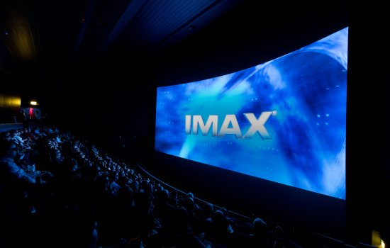 Bradford's IMAX at the National Science and Media Museum