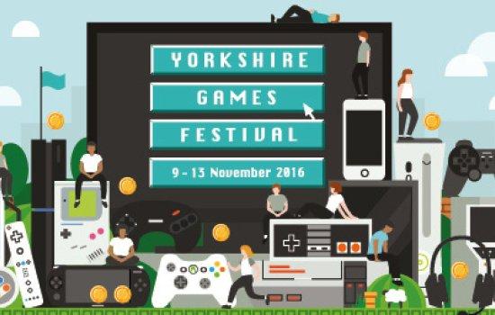 Yorkshire Games Festival 2016