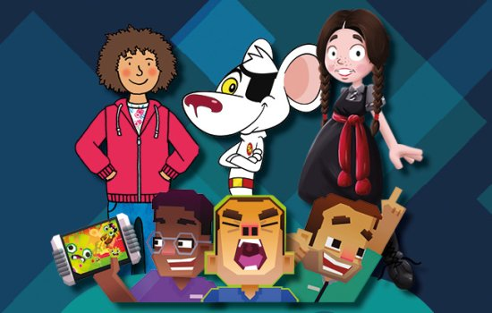 A CBBC Games Half Term