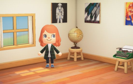 Animal Crossing museum screenshot