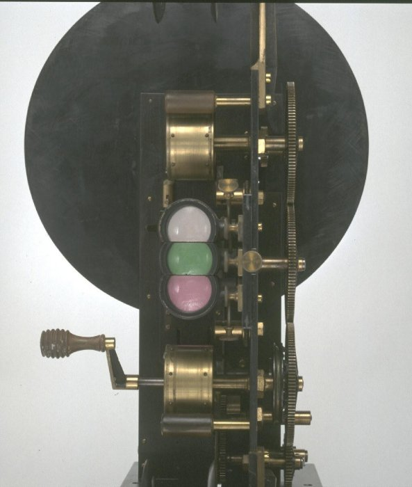 Lee and Turner Colour Projector, 1902