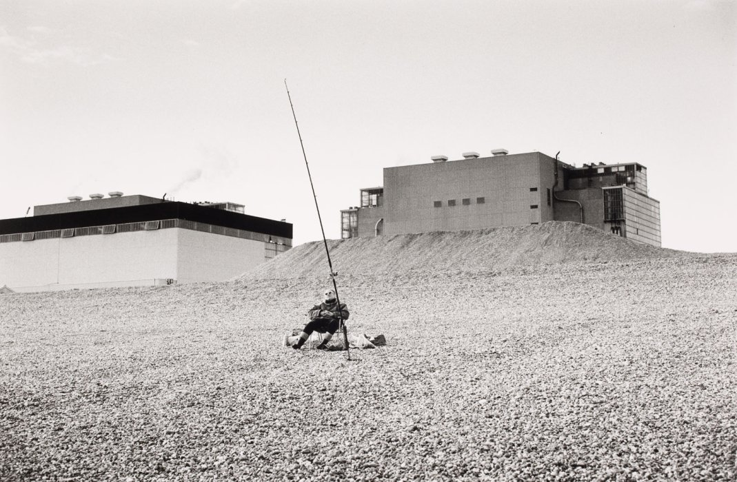 Sleeping Fisherman, Dungeness, 1974. © Fay Godwin