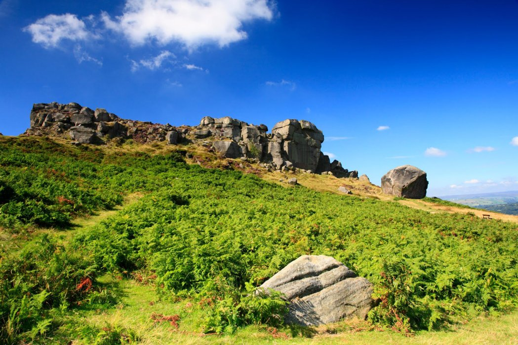 Explore the beautiful landscapes of Ilkley – perfect for a country walk