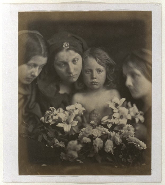 The Return After Three Days, 1865, Julia Margaret Cameron © Science Museum Group collection