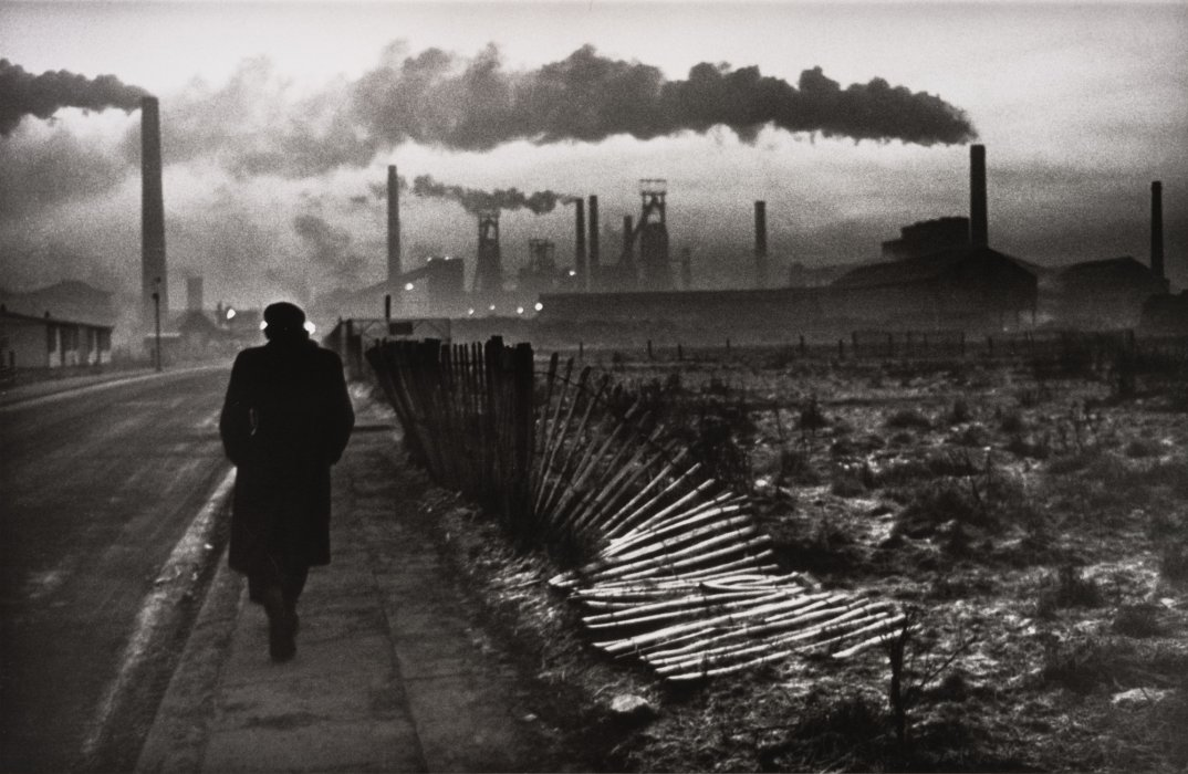 Steel Foundry, West Hartlepool © Don McCullin