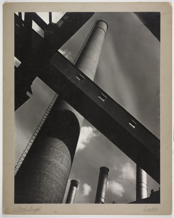 Chimney, c.1934, Noel Griggs ©​ The Royal Photographic Society Collection