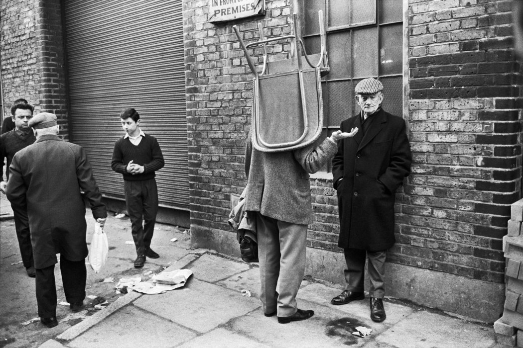 Brick Lane Market, 1966, Tony Ray-Jones © Science Museum Group collection