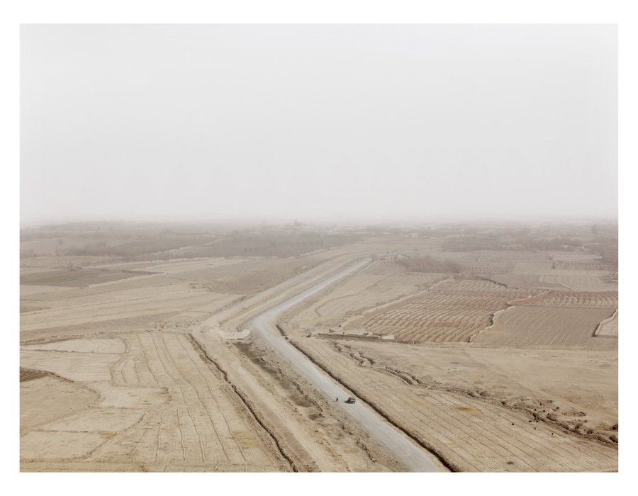 View from Combat Operating Post, Kandahar Province, Afghanistan, 2011 © Donovan Wylie/Magnum