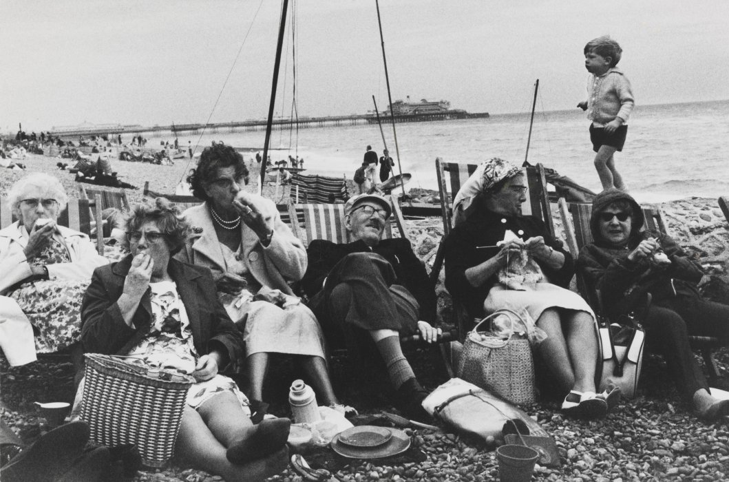 Brighton Beach, 1966, Tony Ray-Jones © Science Museum Group collection