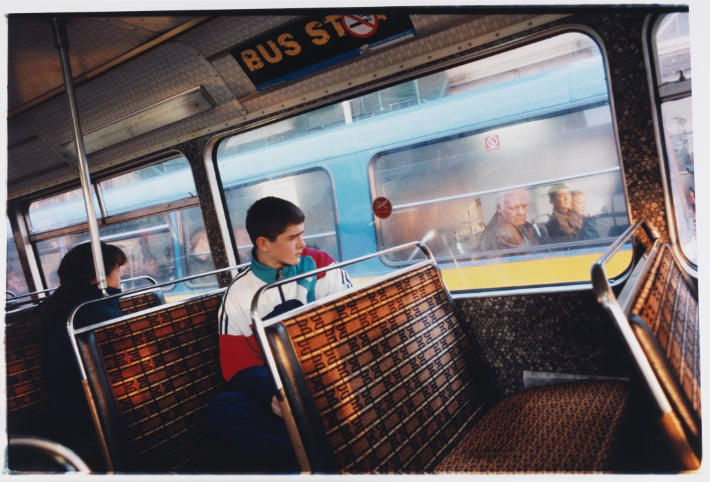 Lime Street, 1995, © Tom Wood, courtesy of the artist