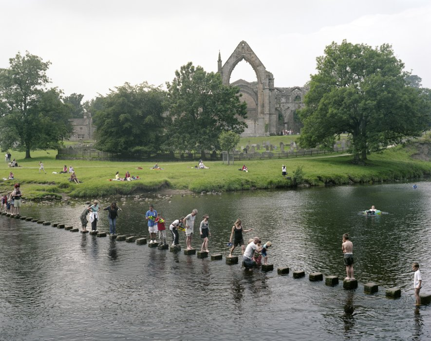 Bolton Abbey, Skipton, North Yorkshire, 27th July 2008 © Simon Roberts