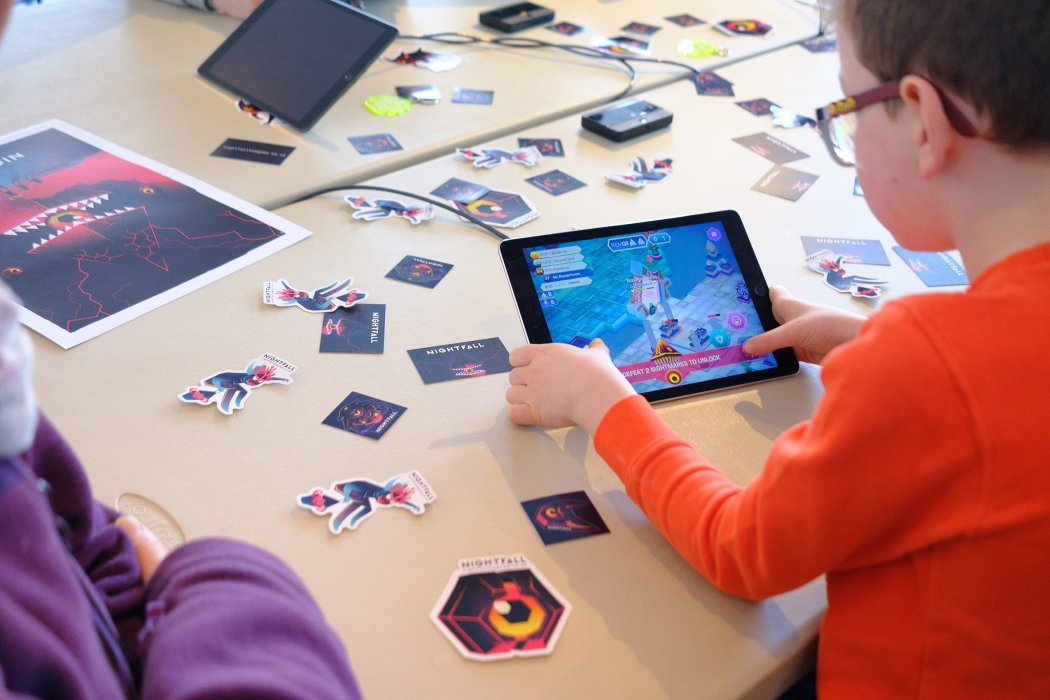 Family activities at Yorkshire Games Festival