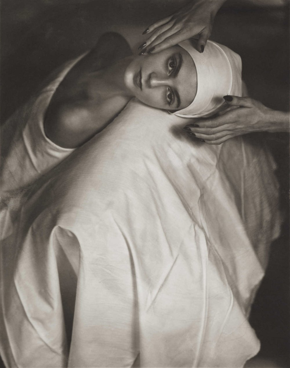 Carmen Face Massage by Horst P. Horst