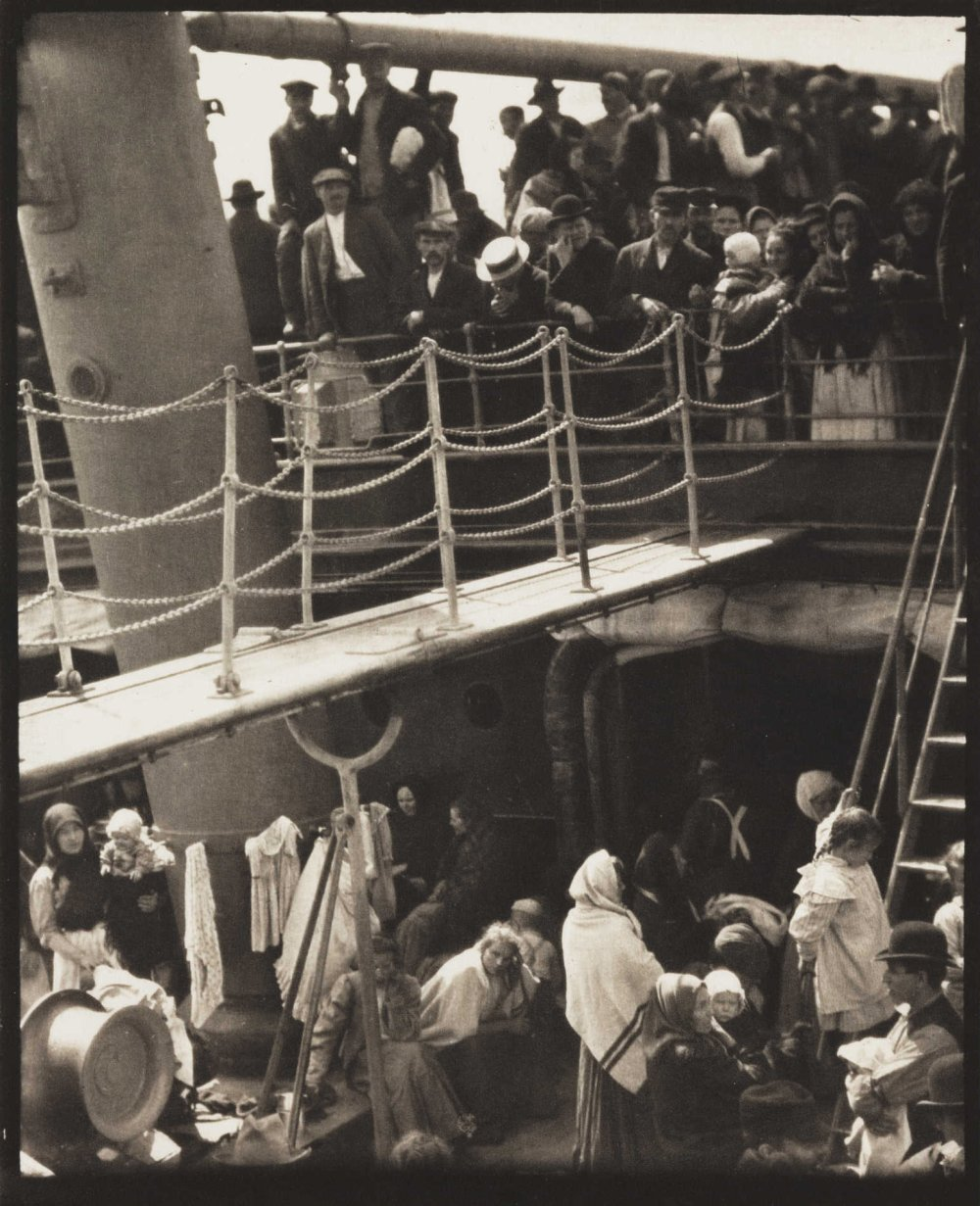 The Steerage, 1907 by Alfred Stieglitz