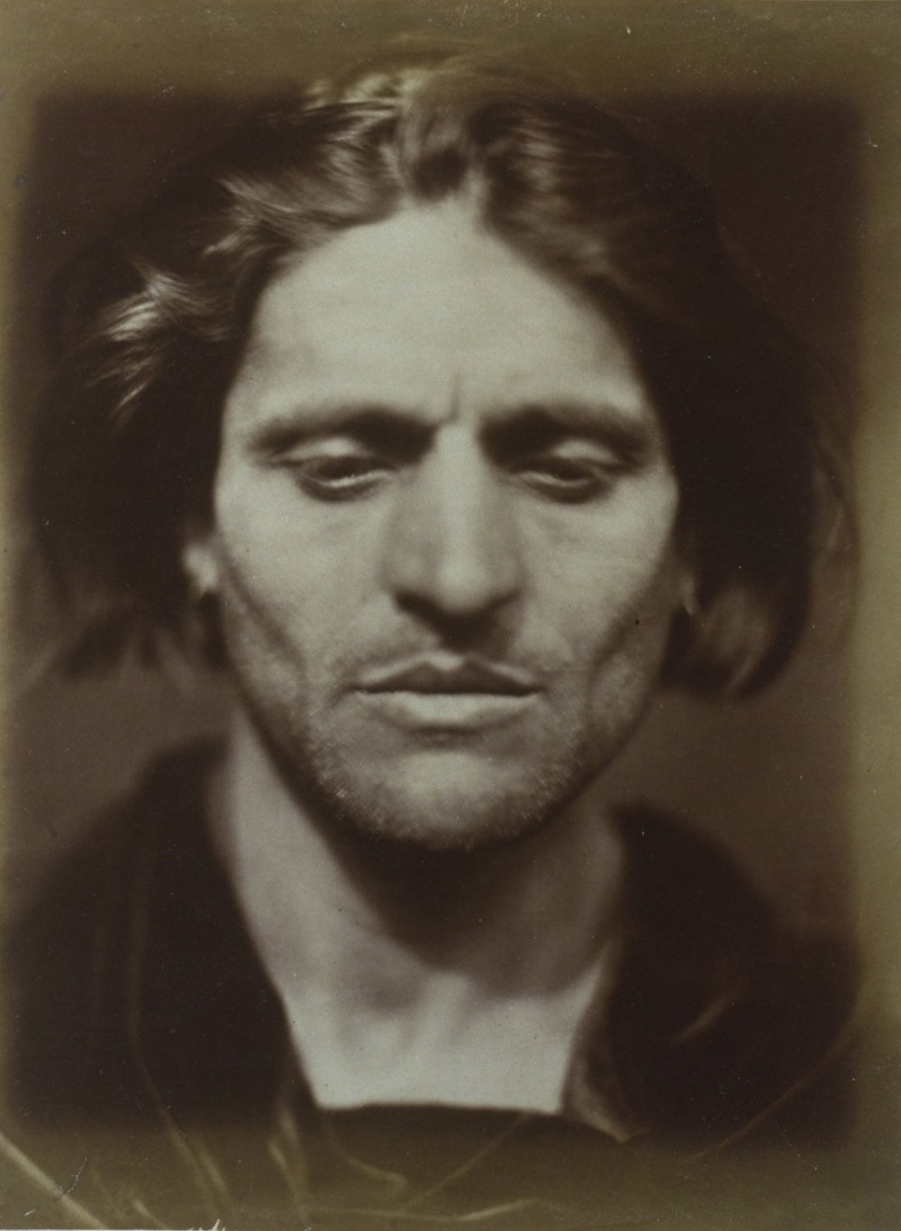 Iago, 1867, Julia Margaret Cameron, Science Museum Group collection