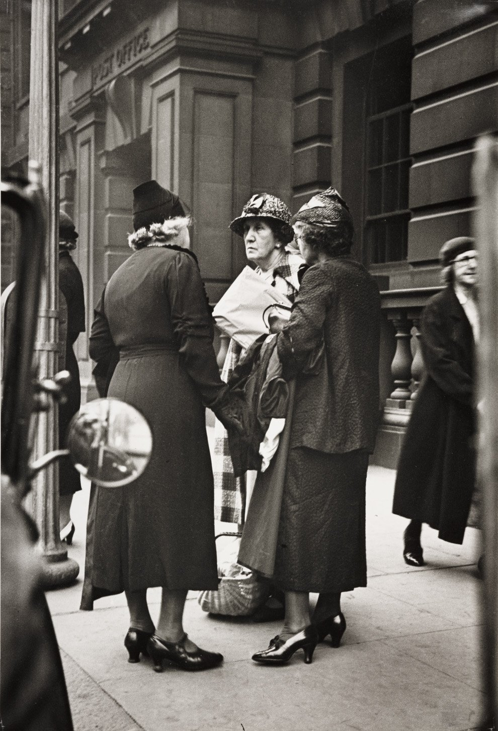 Townswomen Dressed for Market, c.1937, by Humphrey Spender