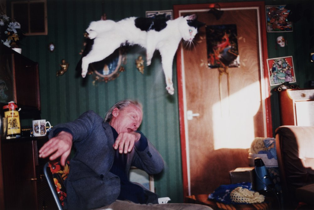 Untitled, 1995, by Richard Billingham
