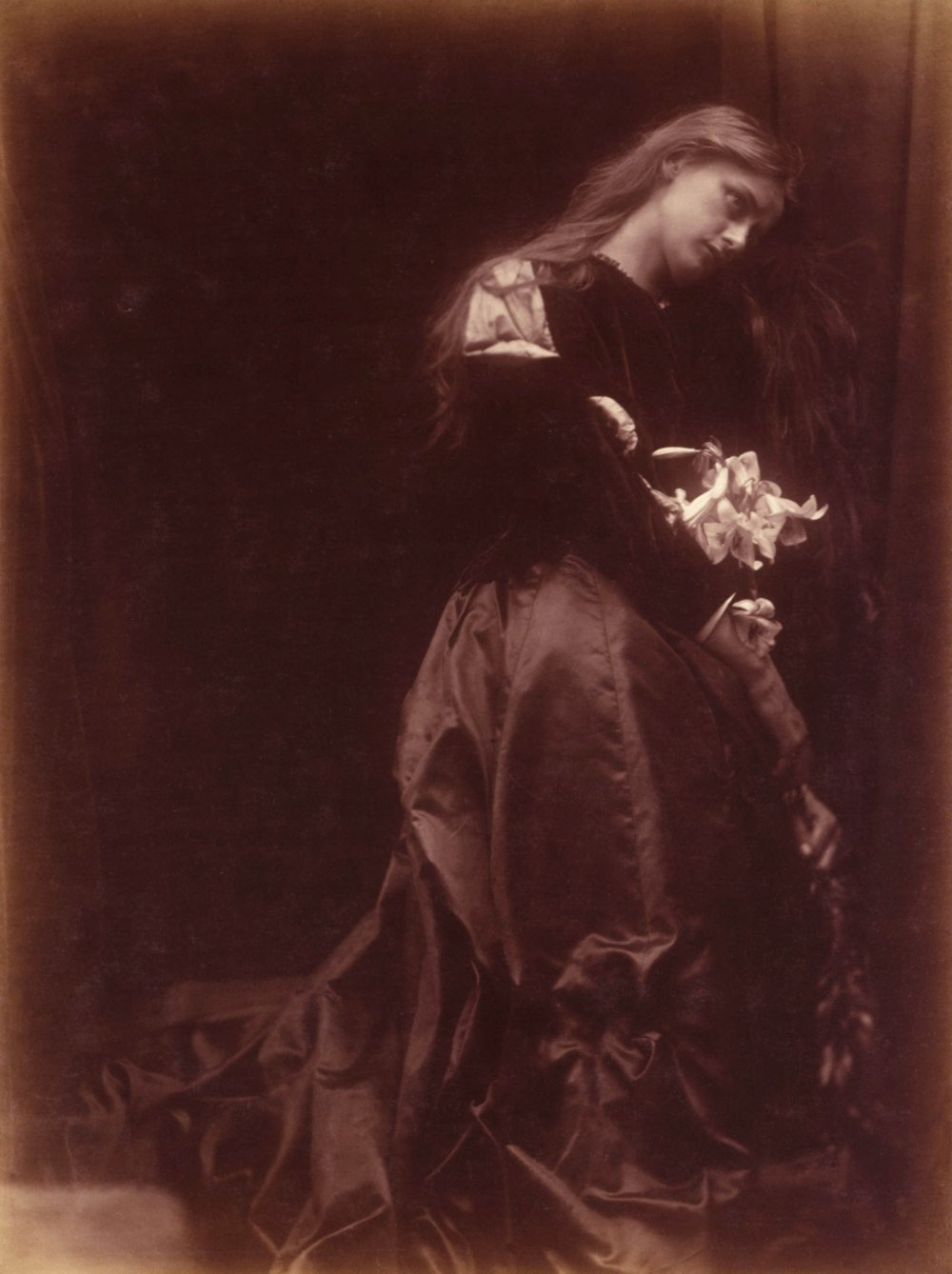 Gretchen, 1870, Julia Margaret Cameron © Science Museum Group collection